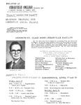 Bulletin of Cedarville College, February 1959