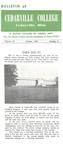 Bulletin of Cedarville College, October 1960