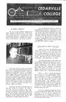 Bulletin of Cedarville College, January 1961