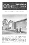 Bulletin of Cedarville College, February 1961