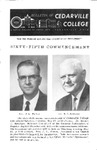 Bulletin of Cedarville College, April 1961