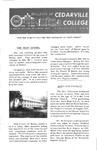 Bulletin of Cedarville College, December 1961