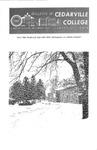 Bulletin of Cedarville College, January 1962