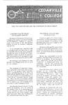 Bulletin of Cedarville College, February 1962