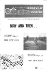 Bulletin of Cedarville College, June 1962