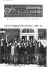 Bulletin of Cedarville College, October 1962