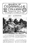 Bulletin of Cedarville College, February 1963