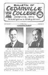 Bulletin of Cedarville College, April 1964