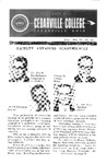 Bulletin of Cedarville College, September 1964