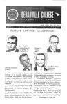 Bulletin of Cedarville College, September 1964