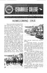 Bulletin of Cedarville College, November 1964