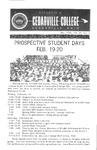 Bulletin of Cedarville College, January 1965