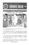 Bulletin of Cedarville College, March 1965