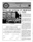 Bulletin of Cedarville College, October/November 1965