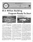 Bulletin of Cedarville College, April/May 1966