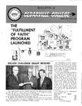 Bulletin of Cedarville College, June/July 1966