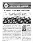 Bulletin of Cedarville College, August/September 1966