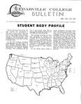 Cedarville College Bulletin, December 1966/January 1967