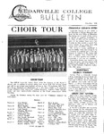 Cedarville College Bulletin, February/March 1968