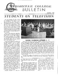 Cedarville College Bulletin, April/May 1969
