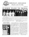 Cedarville College Bulletin, June/July 1969