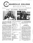 Cedarville College Bulletin, February/March 1971