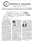Cedarville College Bulletin, October/November 1971