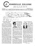 Cedarville College Bulletin, October/November 1971