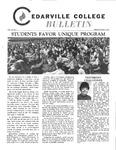 Cedarville College Bulletin, February/March 1972