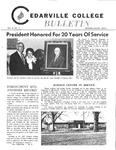 Cedarville College Bulletin, December 1973/January 1974