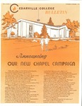 Cedarville College Bulletin, October/November 1974