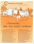 Cedarville College Bulletin, October/November 1974