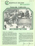 Cedarville College Bulletin, April/May 1975