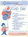 Cedarville College Bulletin, Spring 1976 by Cedarville College