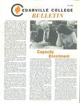 Cedarville College Bulletin, Fall 1976