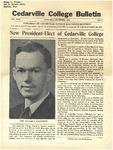 Cedarville College Bulletin, November-December 1939