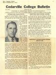 Cedarville College Bulletin, June-July 1941