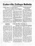 Cedarville College Bulletin, January 1942