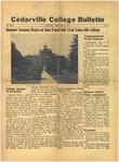 Cedarville College Bulletin, June 1947