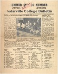 Cedarville College Bulletin, March 1949