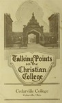 Cedarville College Bulletin, October 1922