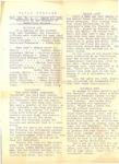 Cedar Needles, March 17, 1930