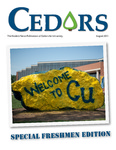 Cedars, August 2011 by Cedarville University