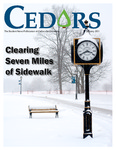 Cedars, January 2011 by Cedarville University