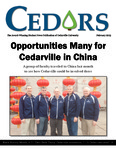 Cedars, February 2013 by Cedarville University
