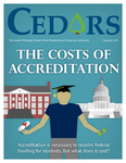 Cedars, January 2014 by Cedarville University