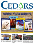 Cedars, April 2014 by Cedarville University