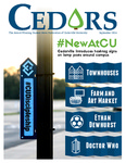 Cedars, September 2014 by Cedarville University