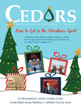 Cedars, December 2014 by Cedarville University
