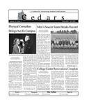 Cedars, September 20, 2002